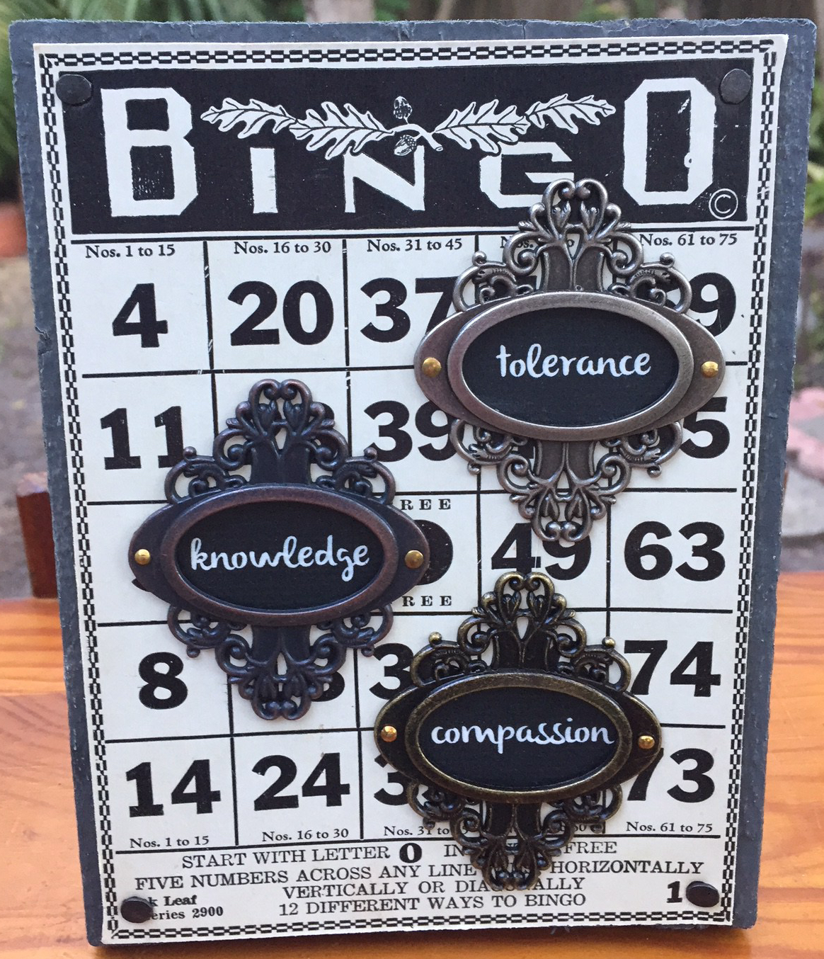 Karmic Bingo No. 6